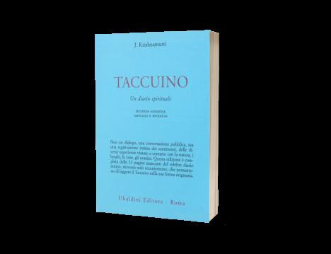 Taccuino - Un diario spirituale