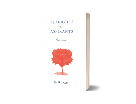 THOUGHTS FOR ASPIRANTS - First series -