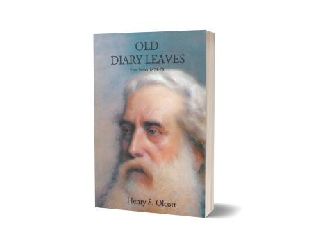 OLD DIARY LEAVES - First series -