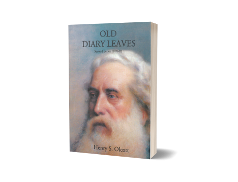 OLD DIARY LEAVES - Second series -