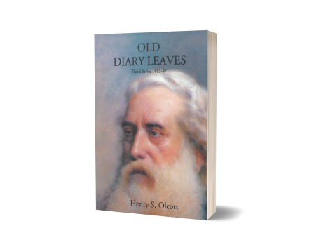 OLD DIARY LEAVES - Third series -