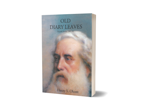 OLD DIARY LEAVES - Fourth series -
