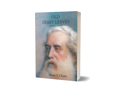 OLD DIARY LEAVES - Fifth series -